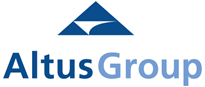 Altus Group Footer Logo